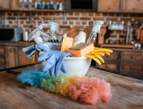 Why Clean Again Before You Move In to a Rental Home