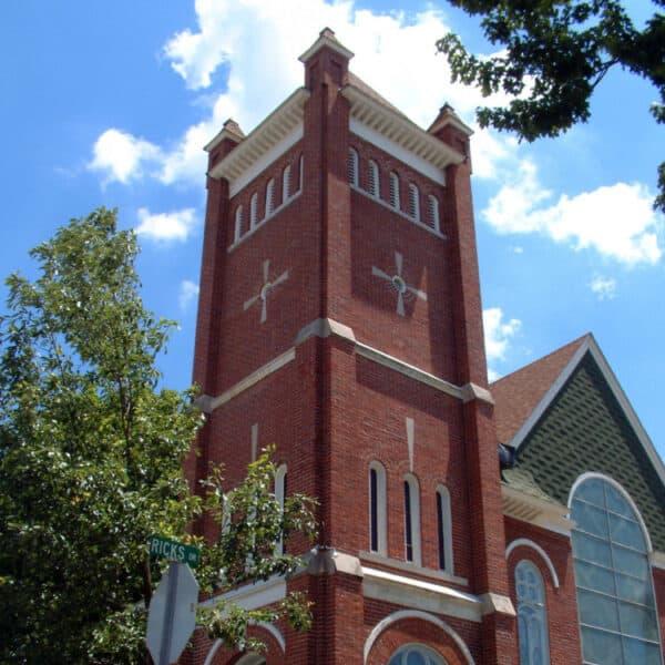 Memorial Presbyterian Church – Of Dayton, Indiana