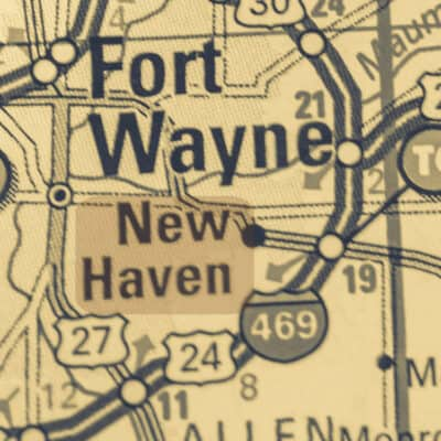 new-haven-indiana-map