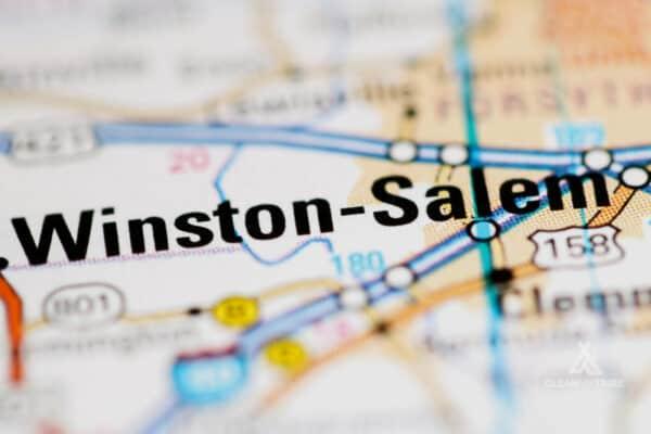 winston-salem-nc-map