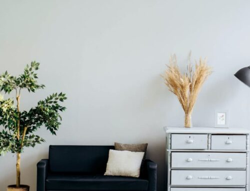 The Best Way to Spot Clean White Walls